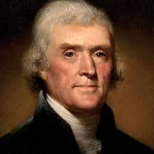 Thomas Jefferson, USA:s tredje president
